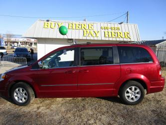 2010 Chrysler Town  and  Country Voyager